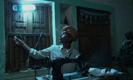 Indian tailor light