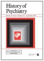 History of psychiatry