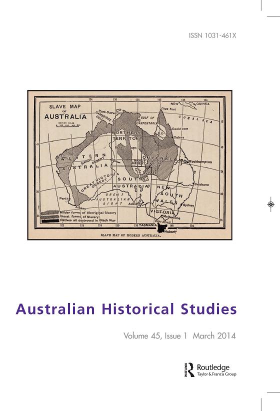 Australian Hx Studies