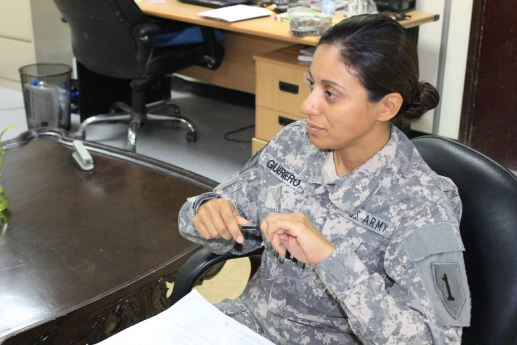 Why I Serve: Soldier's family flees Salvadoran civil war, joins U.S. Army