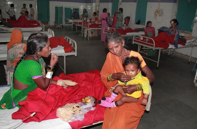 11 women dead, dozens critical after sterilisation surgery in India