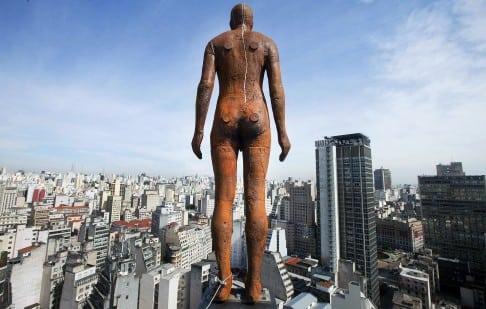 gormley-statue