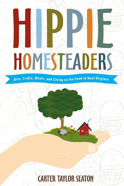 Hippie Homesteaders cover draft 2 alt
