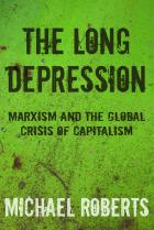 Long Depression Front Cover