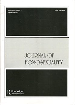 j of homosexuality