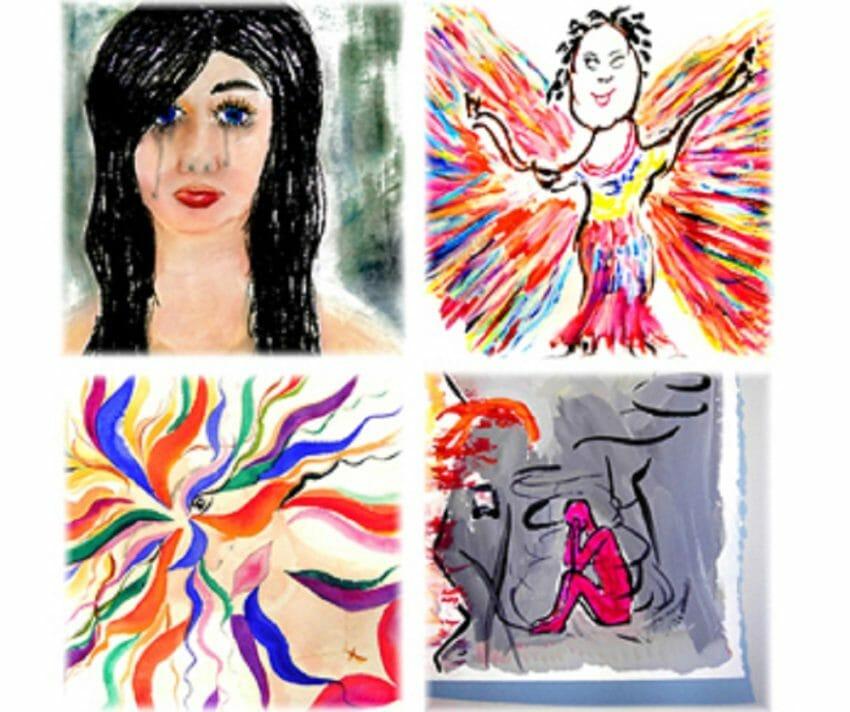 truthdig | Vera House Survivors' Art