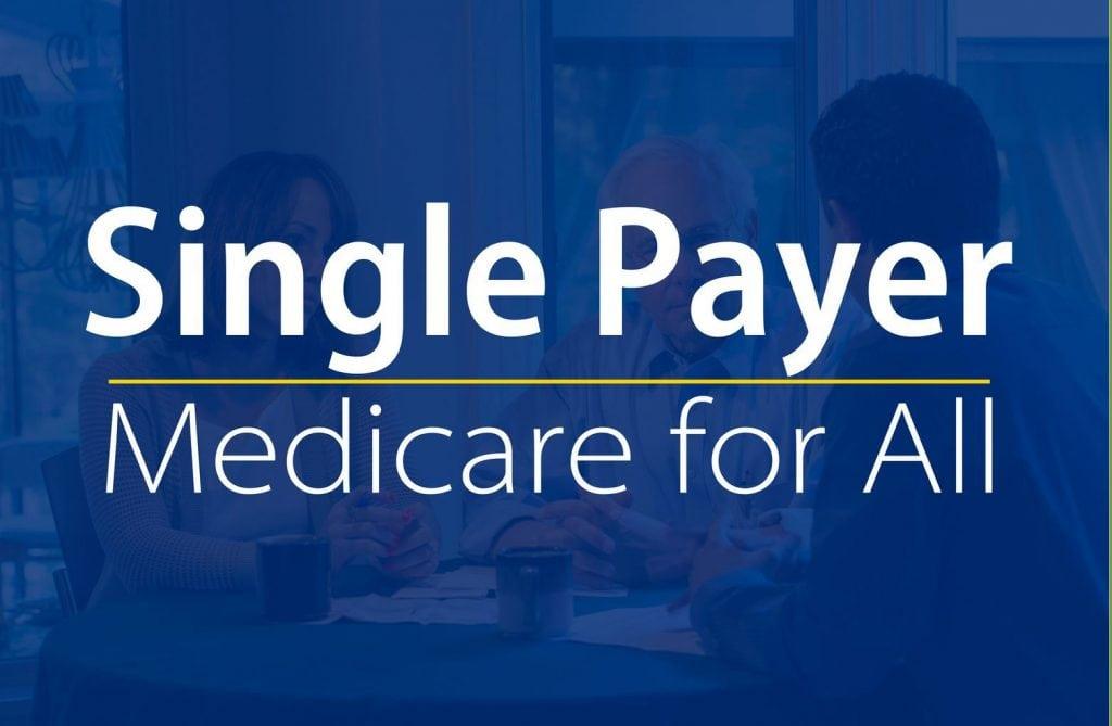 Socialist Worker   SinglePayer Healthcare Now