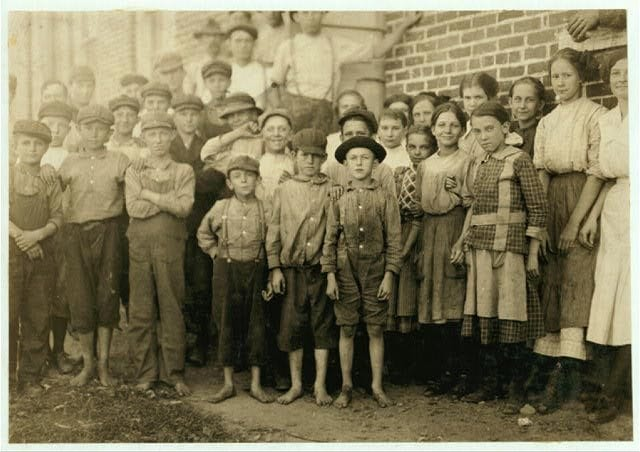 VCU Social Welfare History Project   LoC /Gift of the National Child Labor Committee
