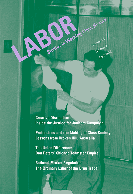The role of universities in the promotion of worker protection: UCLA
