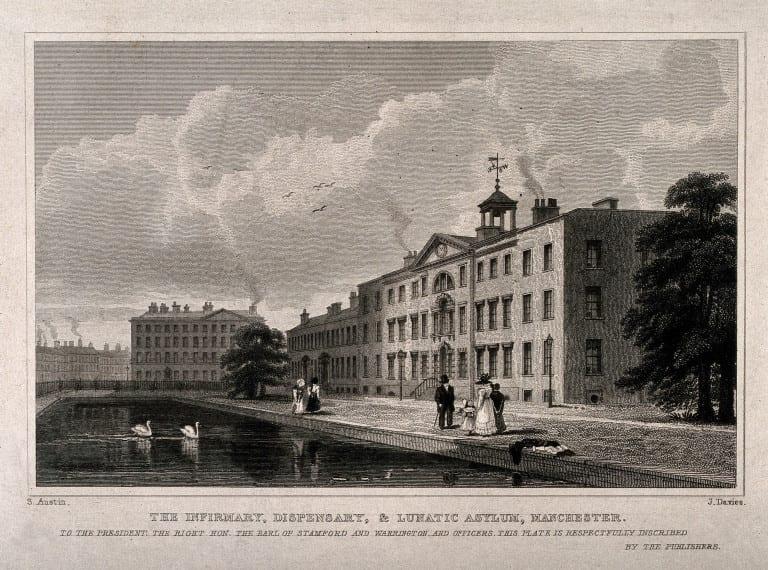 Staffordshire's Asylums | J Davis/S Austin/Wellcome Collection