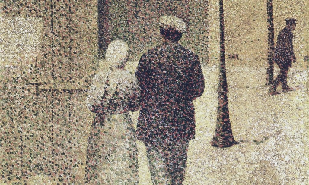 Aeon | C Angrand/Musée d'Orsay/Wikipedia