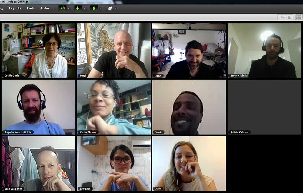 NPQ | Online Meeting 2017