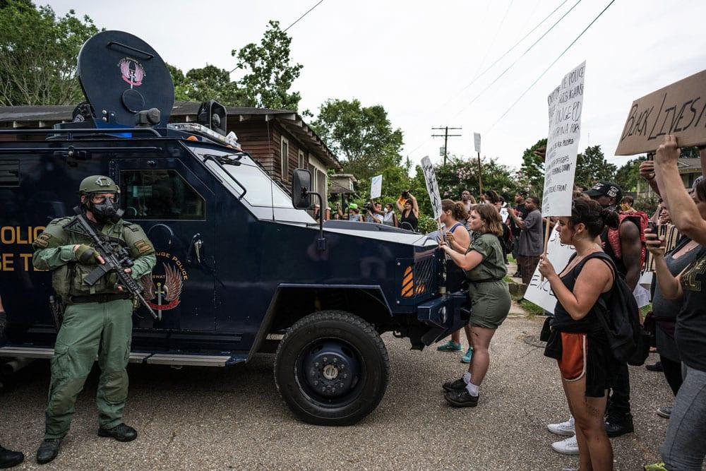 "NPQ | ""Black Lives Matter Protest""/A Williams"